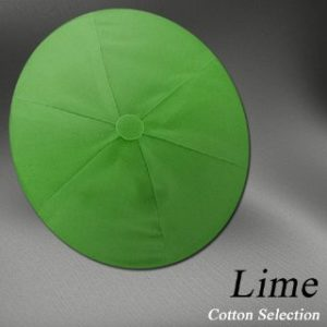 Cotton-Green-Lime