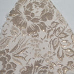 Jacquard-Gold-and-White