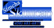 Simcha Skullcap Logo